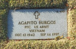 PFC Agapito Burgos