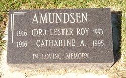 Catharine A Amundsen