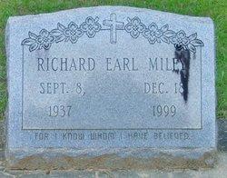 Richard Earl Miley