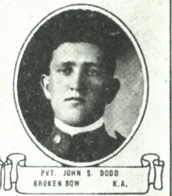 Pvt John S Dodd