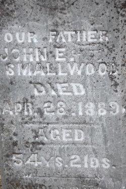 Jonathan Edgar John Smallwood