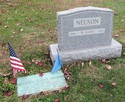 Sgt William Lloyd Nelson