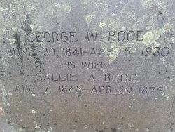 George W. Booe
