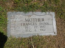 Frances Agnes Ynez <i>Zavisch</i> Dunn
