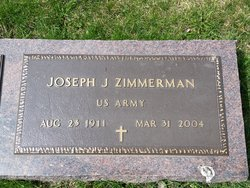 Joseph James Zimmermann, Jr