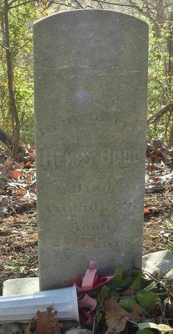 Henry Ward Bobo