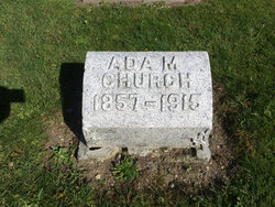 Ada Marie <i>Lynch</i> Church