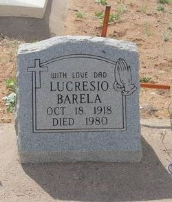 Lucresio Barela