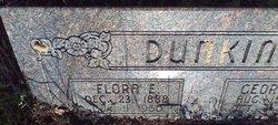 Flora E. Dunkin