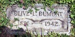 Olive Lemuel <i>Blosser</i> Dumont