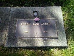 Bobbie Jane <i>Smith</i> Agnew
