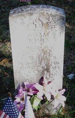 PFC Adam Jones