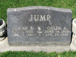 Goldie Addie <i>Rubert</i> Jump