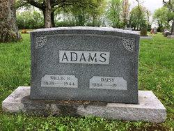 Daisy <i>Aldridge</i> Adams