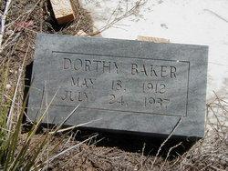 Dorthy Baker