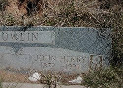 John Henry Bowlin