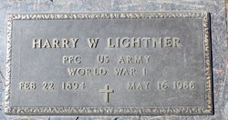 Harry Warren Lightner