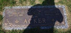 Earl E Acker