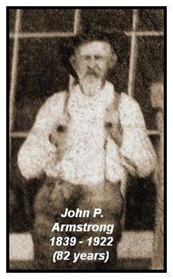 John P. Armstrong