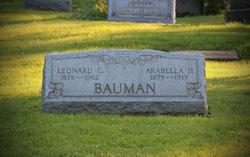 Arabella H <i>Hannan</i> Bauman
