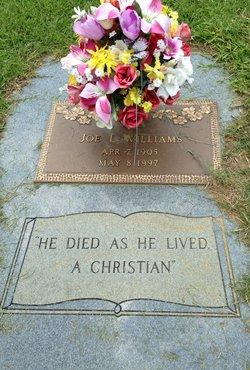 Joe Louis Williams, Sr