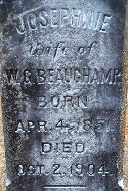 Josephine Beauchamp