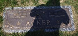 Elizabeth M Betty <i>Molesavich</i> Acker
