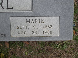 Marie <i>Vogl</i> Haberl