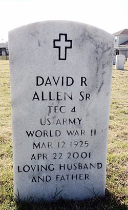 David Ralph Allen, Sr
