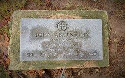 John Eather Abernathy