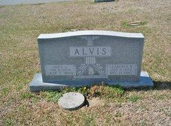 clarence w alvis