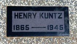 Henry Kuntz