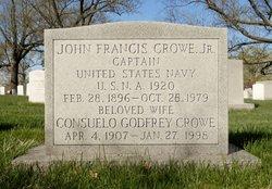Consuelo <i>Godfrey</i> Crowe