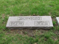 Mary Ernestine Ernestine <i>Phelps</i> Thornburg