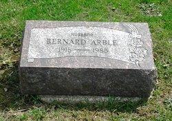 Bernard J Arble