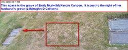 Emily Muriel <i>McKenzie</i> Cahoon