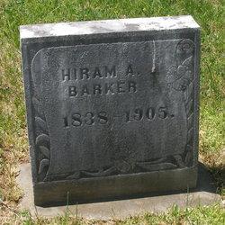 Hiram A. Barker