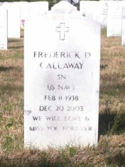 Frederick D Callaway