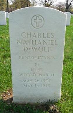 Charles Nathaniel DeWolf