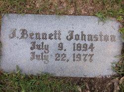 John Bennett Johnston, Sr
