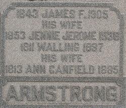 Jennie <i>Jerome</i> Armstrong