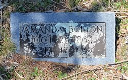 Amanda Bolton