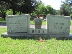 Patsy <i>Fizer</i> Byrd