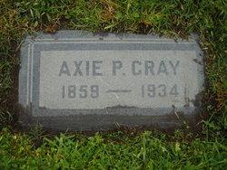 Axie Parker <i>Harris</i> Gray