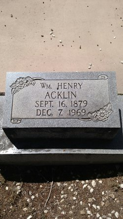 William H. Acklin