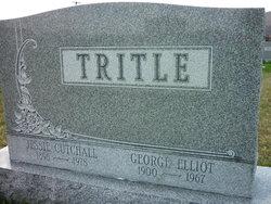 Jessie <i>Cutchall</i> Tritle