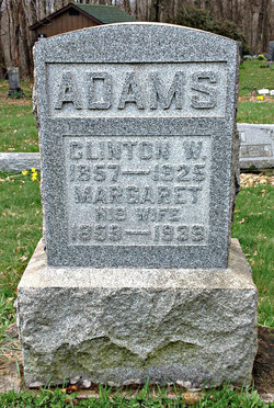 Clinton W Adams