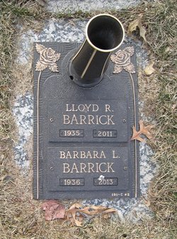 Barbara L. <i>Fritz</i> Barrick
