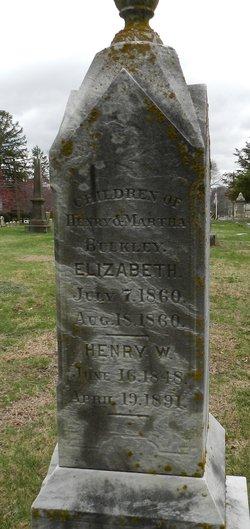 Elizabeth Bulkley