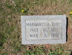 Margaret Ann <i>Allen</i> Earp